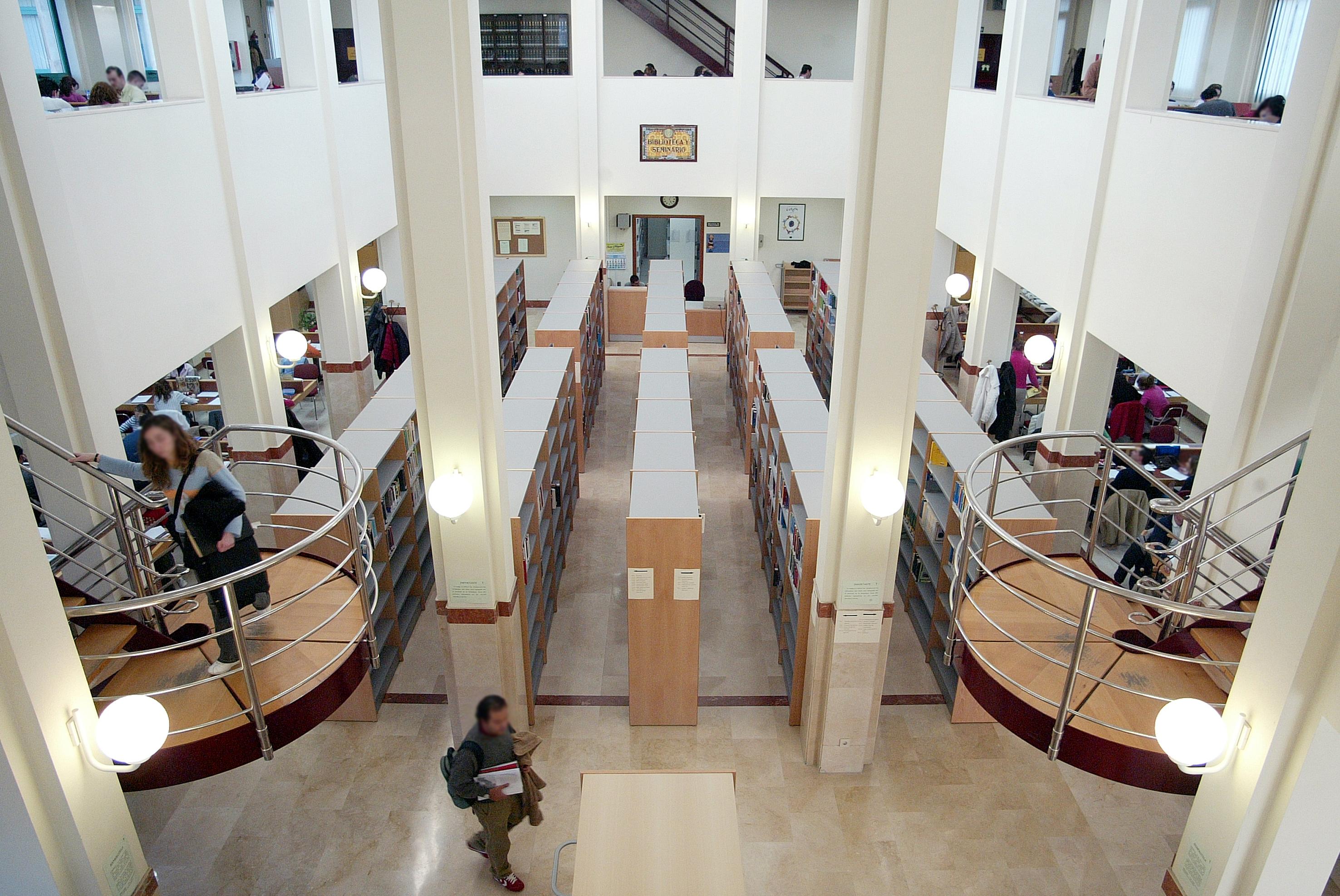 biblioteca empresariales